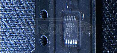 MAX4685EUB 0.5 з/0.8 зLow-Voltage, Dual SPDT Analog Switches in UCSP