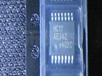 74HC11PW