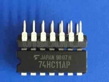 74HC11AP