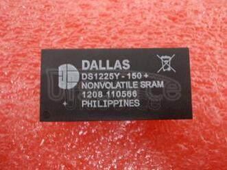 DS1225Y-150+ IC NVSRAM 64K PARALLEL 28EDIP