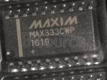 MAX333CWP