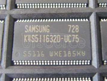 K4S511632D-UC75