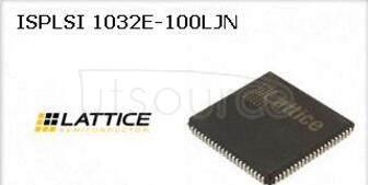 ISPLSI1032E-100LJN