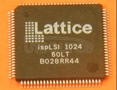 ISPLSI1024-60LT Electrically-Erasable   Complex