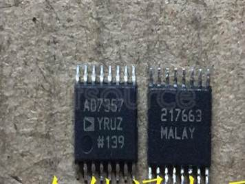 AD7357YRUZ  TSSOP16