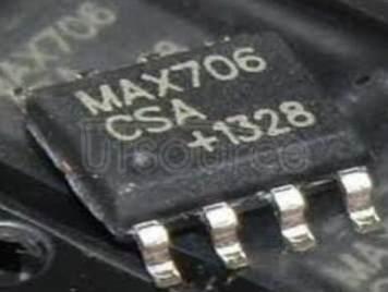 MAX706CSA+T