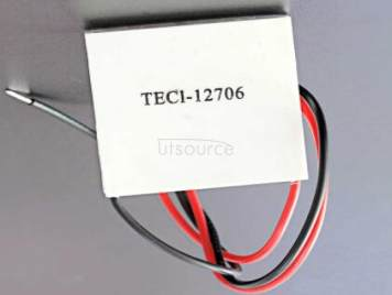 Piece of semiconductor refrigeration is water dispenser films for electronic cooling 12 v TEC1-12706