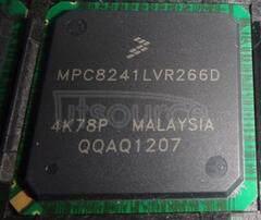 MPC8241LZQ266D