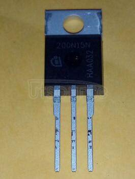 IPP200N15N3G OptiMOS?3   Power-Transistor   Features   Excellent   gate   charge  x R  DS(on)   product   (FOM)