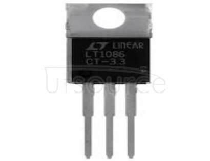 LT1086CT-3.6 1.5A Low Dropout Positive Regulators Adjustable and Fixed 2.85V, 3.3V, 3.6V, 5V, 12V