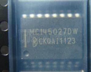 MC145027DWR2
