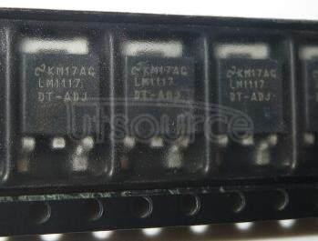 LM1117DTX-ADJ/NOPB