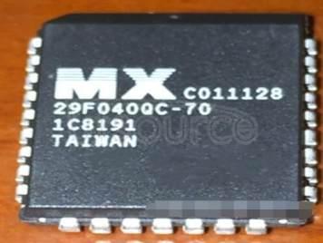 MX29F040QC-70