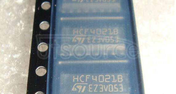 HCF4021BM1 8-STAGE   STATIC   SHIFT   REGISTERS