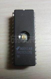 FM27C512Q90