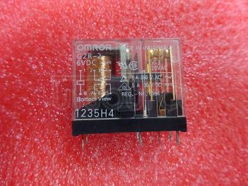G2R-2-6VDC G2R-2-DC6V G2R-2-6V 6V 5A 8PINS