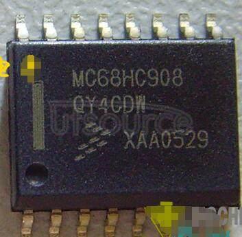 MC68HC908QY1CDW