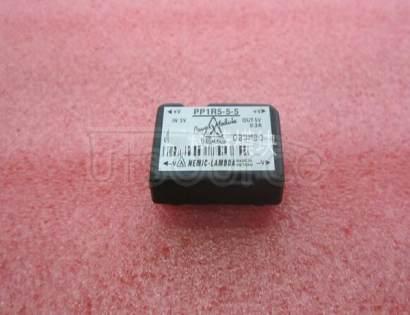 PP1R5-5-5 Single, Dual output DC-DC converter 1.5W ~ 25W