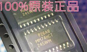 MM74HCT245WMX