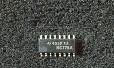 74HC174A