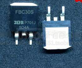 IRFBC30S Power MOSFETVdss=600V, Rdson=2.2ohm, Id=3.6A