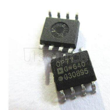 OP77 NEXT GENERATION OP07, ULTRALOW OFFSET VOLTAGE OPERATIONAL AMPLIFIER