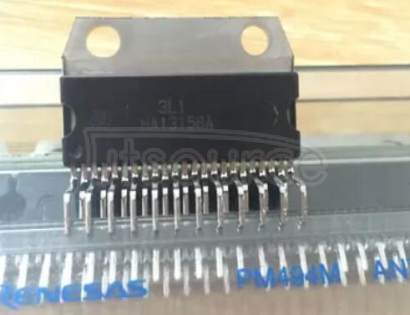 HA13158 34 W  4-Channel BTL Power IC