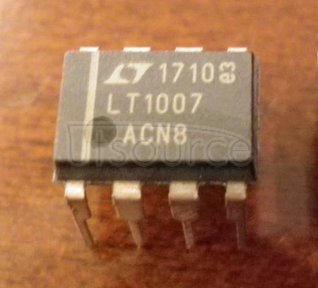 LT1007ACN8 Low Noise, High Speed Precision Operational Amplifiers