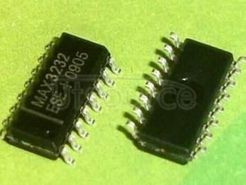 MAX3232ECWE