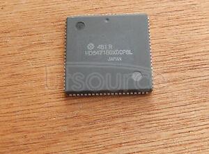 HD647180XOCP8L 8-Bit Microcontroller
