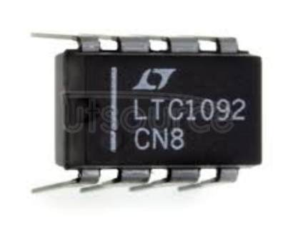 LTC1092CN8 1-, 2-, 6- and 8-Channel, 10-Bit Serial I/O Data Acquisition Systems