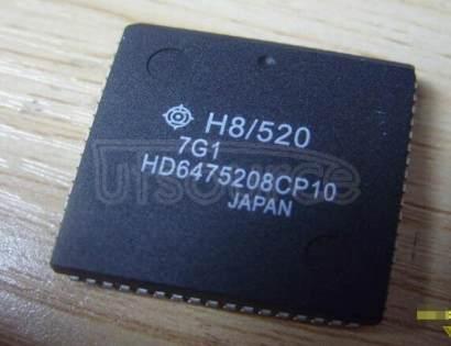 HD6475208CP10 16-Bit Microcontroller