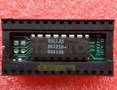 DS1216F IC SMART/ROM 3V 64/256/1M 32DIP