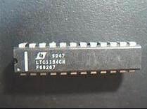 LTC1164CN Low Power, Low Noise, Quad Universal Filter Building Block
