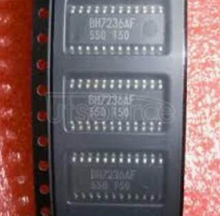 BH7236AF-E2 ENCOD   COLOR  TV SIG  SOP24  TR