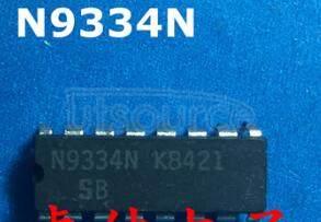 N9334N 8-Bit Addressable Latch