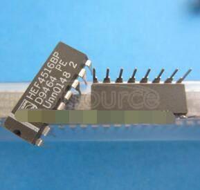 HEF4516BP IC-4000 LOCMOS