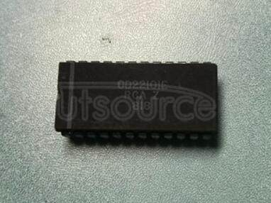 CD22101E CMOS 4 x 4 x 2 Crosspoint Switch with Control Memory