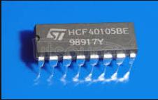 HCF40105BE FIFO REGISTER
