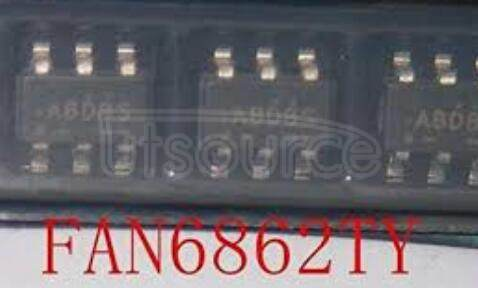 FAN6862TY Highly   Integrated   Green-Mode   PWM   Controller