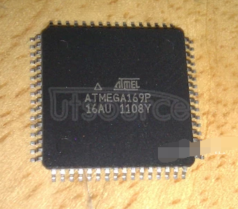 ATMEGA169P-16AU