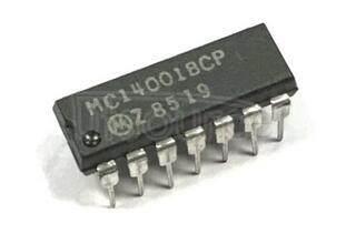 MC14001UBCP UB-Suffix Series CMOS Gates