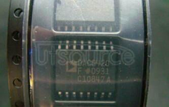 DAC8420F Quad 12-Bit Serial Voltage Output DAC