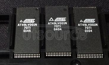 AT49LV001N-70TI 1-Megabit   128K  x 8  Single   2.7-Volt   Battery-Voltage   Flash   Memory