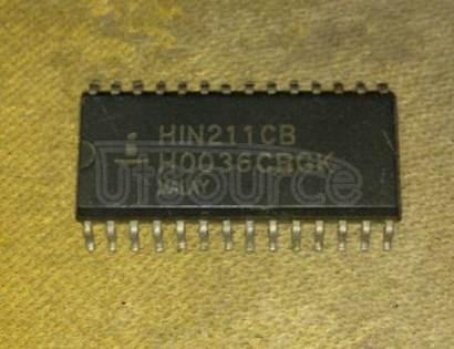 HIN211CB Transceiver