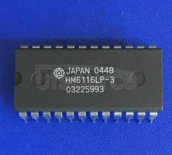 HM6116LP3 2048-word X 8bit High Speed CMOS Static RAM