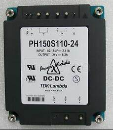 PH150S110-24 Simple function, 50 to 600W DC-DC converters