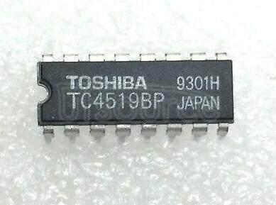 HEF4519BP IC-4000 LOCMOS