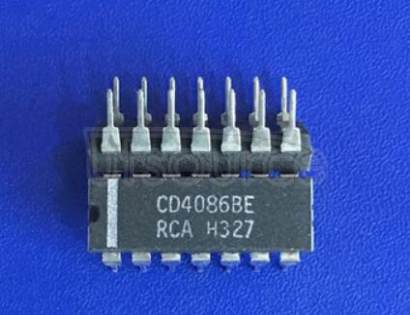 CD4086BE Expandable 4-Wide 2-Input And-Or-Inverter Gate2