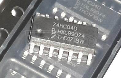 74HC04D SOIC-14